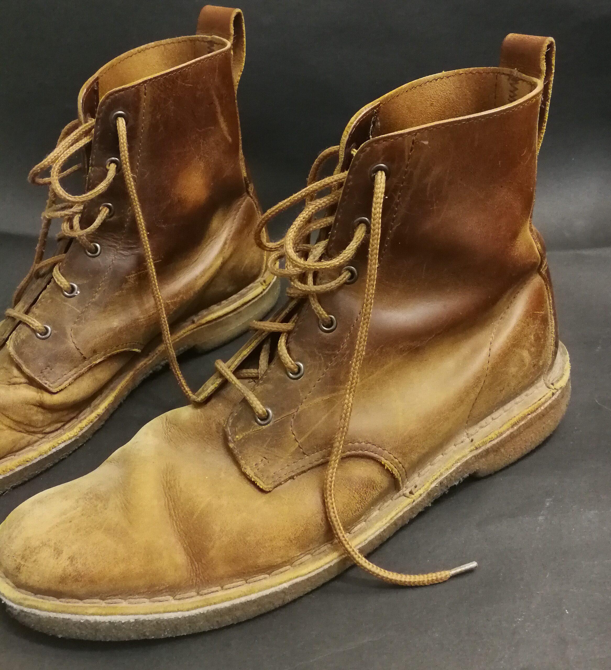 [TEST] Clark's Desert boot